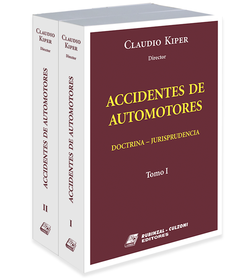 Accidentes de Automotores. Doctrina - Jurisprudencia